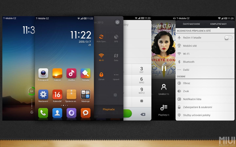 Photo of لآنشر وتطبيقات روم ميوي الصيني MIUI لأجهزة الاندرويد   [ بدون روت ]