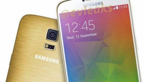 Photo of صورة مسربة لهاتف Galaxy F باللون الذهبي