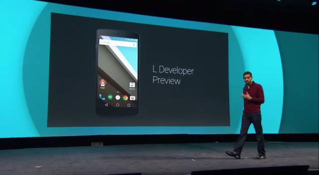 "Photo of تثبيت نسخة المطورين "" android L "" لهواتف نيكسوس"