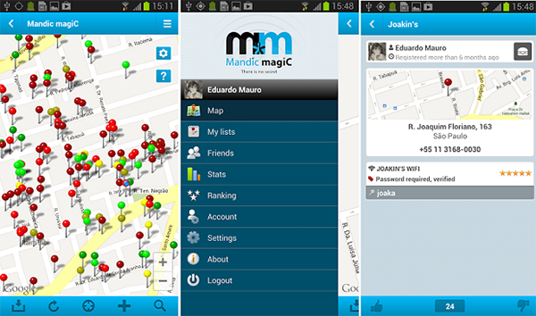 Photo of تطبيق يوفر لك الكلمات السرية للواي فاي في الاماكن العامة