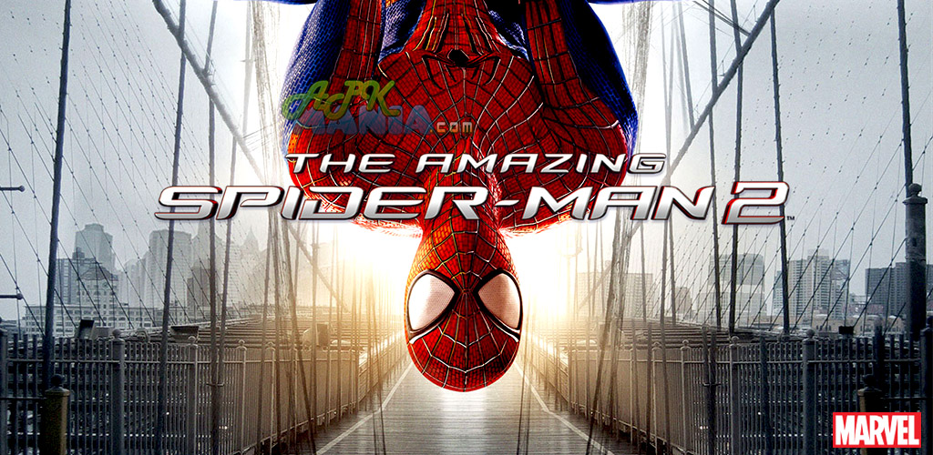 Photo of لعبة The Amazing Spider-Man 2 v1.1.0ad APK مجانا [ APK + DATA ]