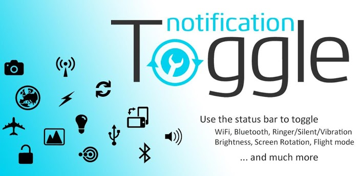 Photo of تطبيق Notification Toggle Premium v3.1 APK لاضافة اختصارات في البار العلوي