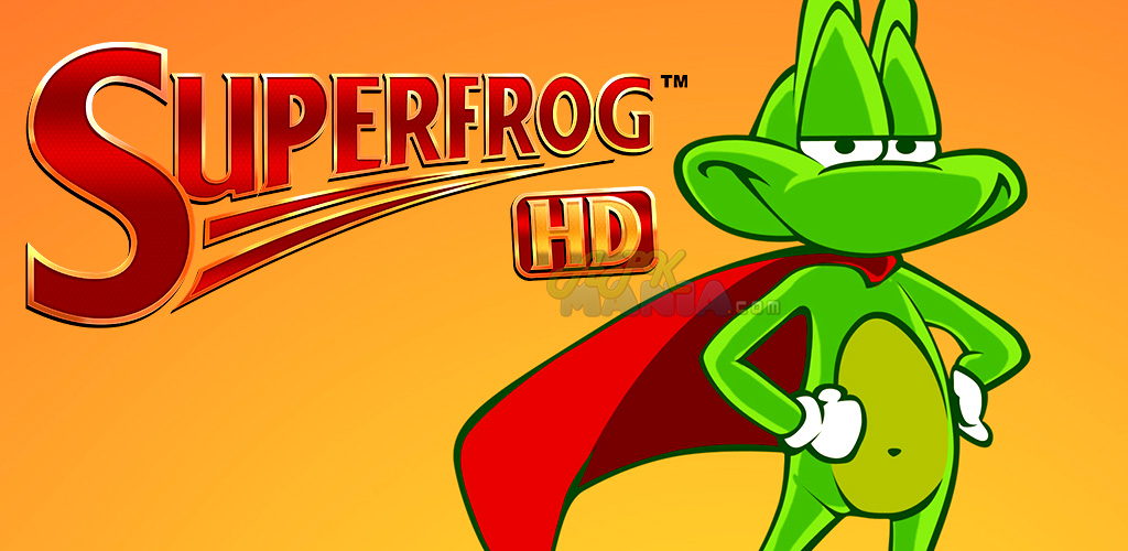 Photo of لعبة Superfrog HD v1.0 APK مجانا