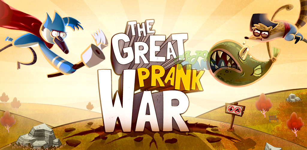 Photo of لعبة The Great Prank War v1.0.0 مجانا [APK+DATA]