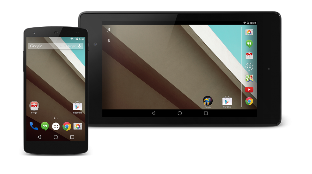 Photo of حول نظامك الى Android L