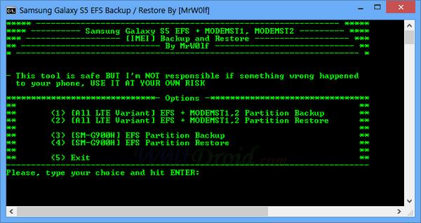 Photo of [اداة] لعمل نسخة احتياطية لـ IMEI لجميع اجهزة الاس 5 واسترجاعها في اي وقت