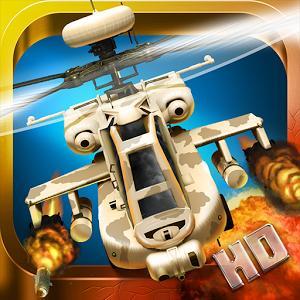 Photo of لعبة حرب الطائرات CHAOS Combat Copters HD ‐ #1 v6.3.1 مجانا