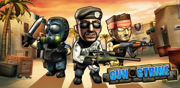 Photo of لعبة Gun Strike v1.4.6 مجانا