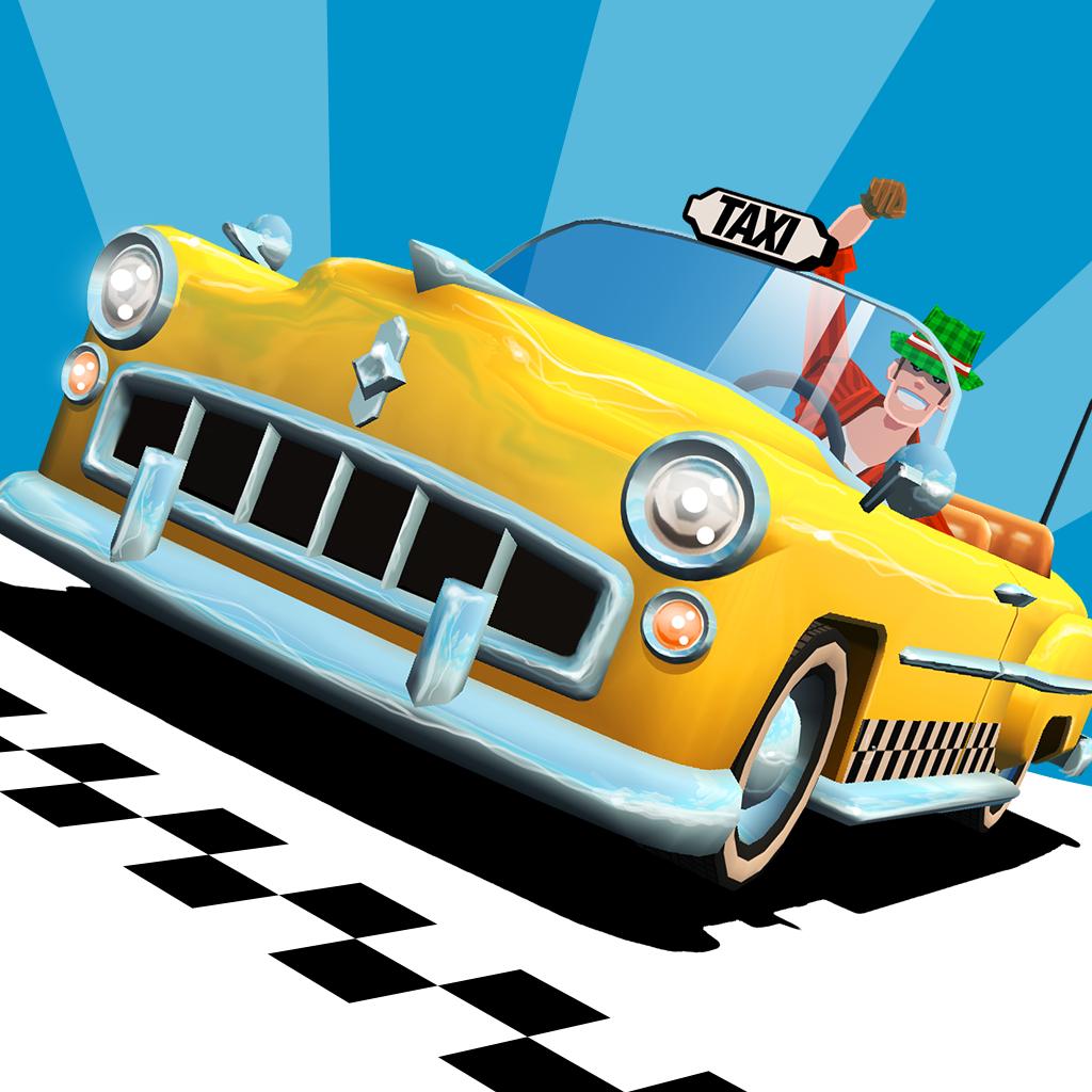 Photo of لعبة التكسي المجنون Crazy Taxi™ City Rush
