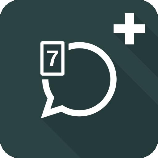 Photo of [4.1+] تطبيق Dashdow WhatsApp لعرض إشعارات الواتس آب بطريقة مشابهة للفيس بوك[تحديث]