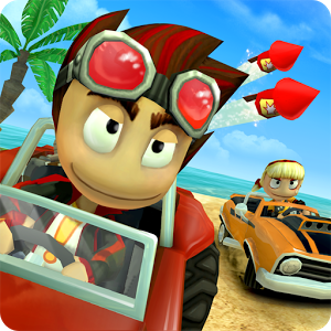 Photo of لعبة السباق Beach Buggy Racing v1.0.2 معدلة (ذهب و جواهر غير محدود) للاندرويد