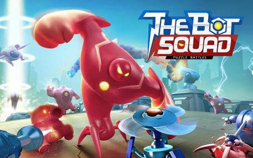 "Photo of لعبة The bot squad: Puzzle battles للاندرويد "" مجانا """