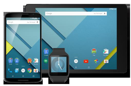 Photo of تحميل خلفيات وأصوات Android 5.0 Lollipop مسحوبة من هاتف Nexus 5 [بدون روت]