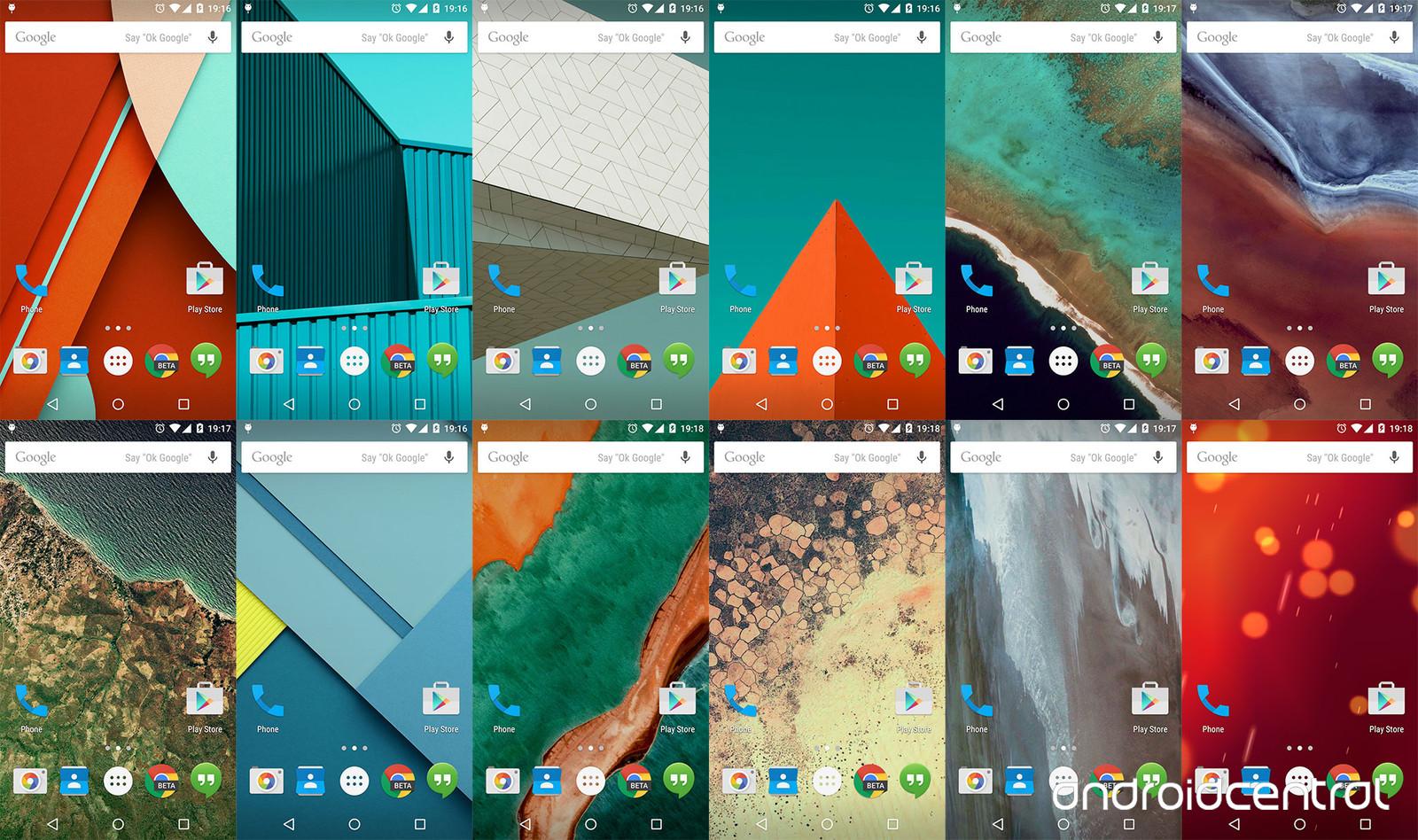 Photo of صور لتحديث أندرويد لولي بوب من الداخل Android 5.0 Lollipop
