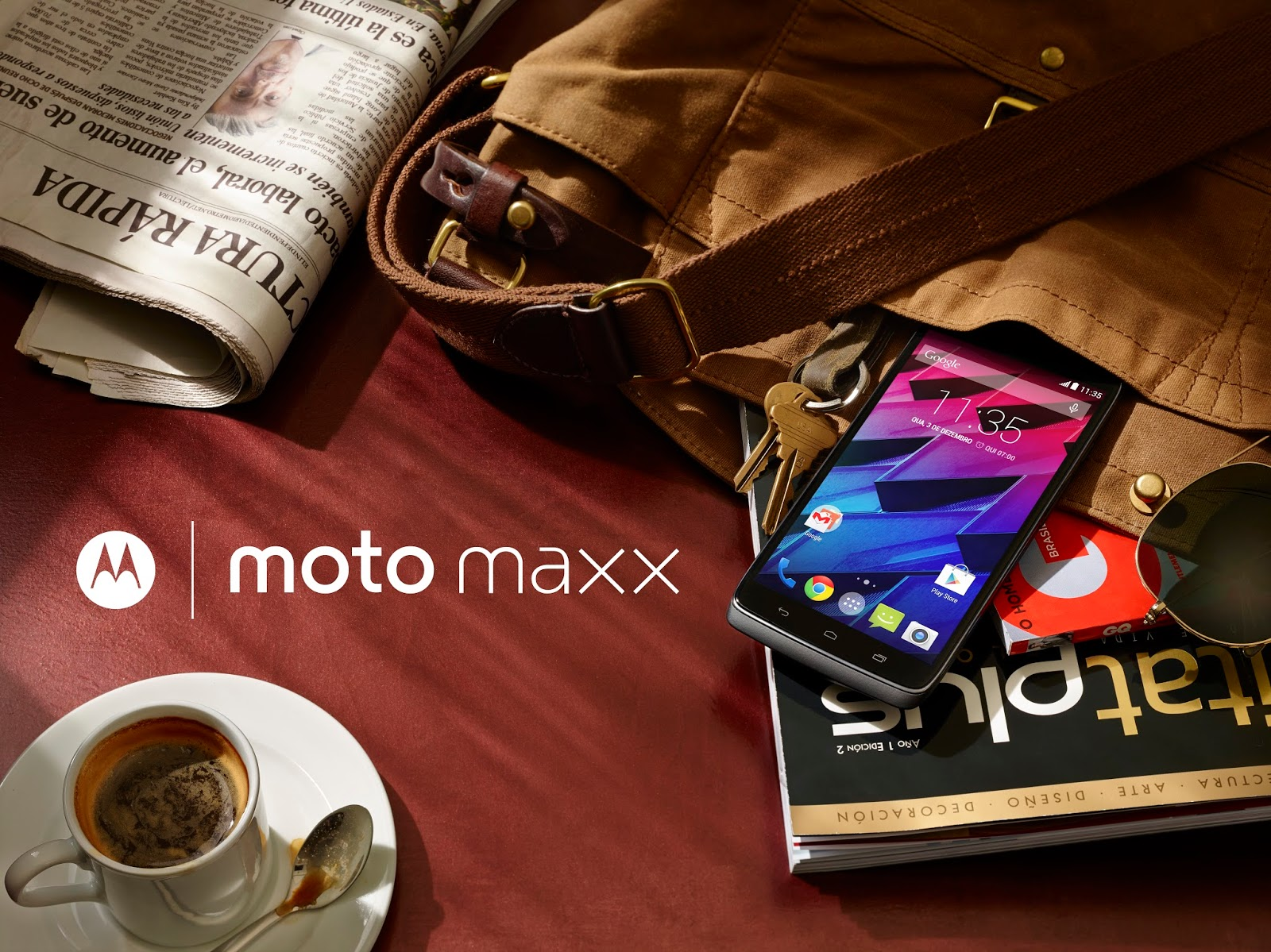 Photo of موتورولا تعلن عن هاتف موتو ماكس Moto Maxx بدايةً من البرازيل والمكسيك