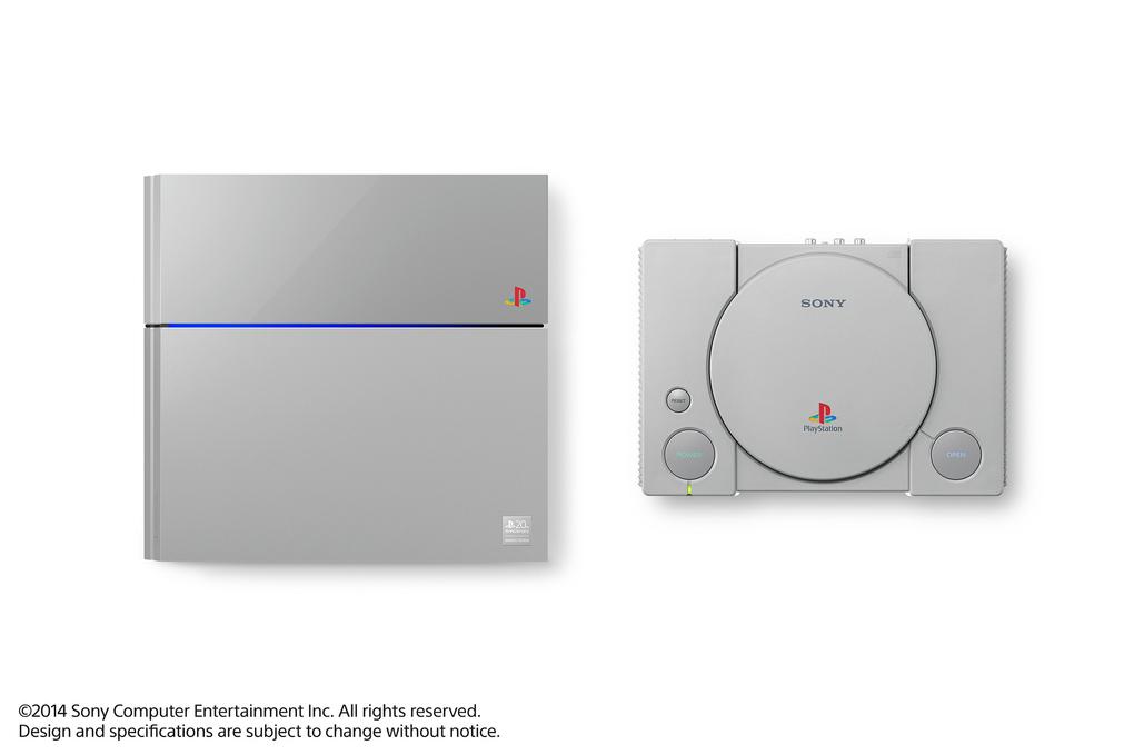 Photo of سوني تحتفل بمرور 20 عام على أجهزة PlayStation وتطلق نسخة خاصة من PS4