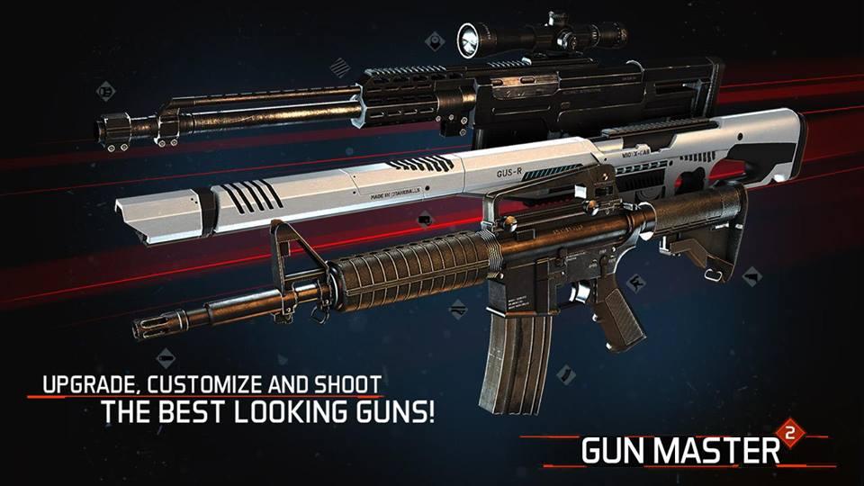 Photo of لعبة Gun Master 2 معدلة مع نقود لانهائي وجميع المراحل مفتوحة للاندرويد