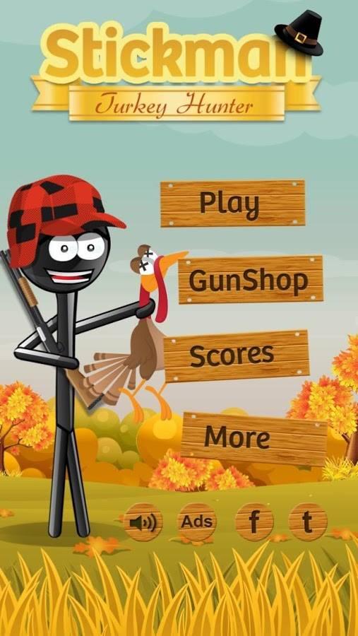 Photo of لعبة Stickman Turkey Hunter Pro المدفوعة آخر اصدار للاندرويد