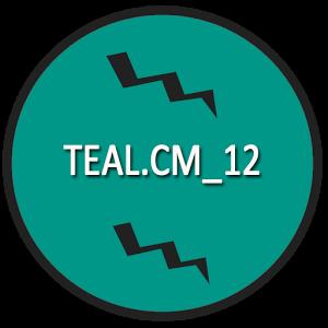 Photo of تطبيق CM12/RR/LS Teal Cm theme لتثبيت ثيم لولي بوب لرومات سيانوجين مود