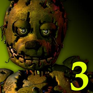 لعبة الرعب و الاكشن Five Nights at Freddy's 3 v1.03 مدفوعة للاندرويد