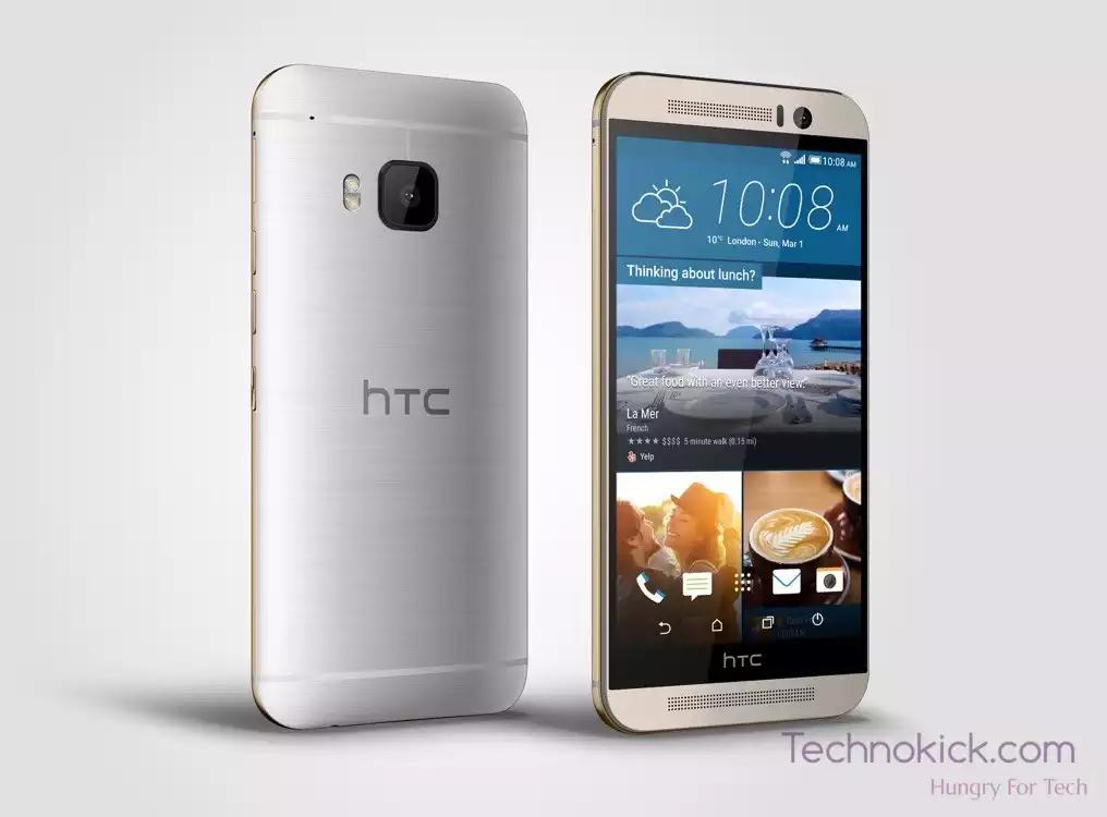 طريقة فتح بوتلودر HTC ONE M9