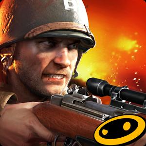 Photo of لعبة الحرب الجديدة FRONTLINE COMMANDO: WW2 v1.0.1 معدلة للاندرويد