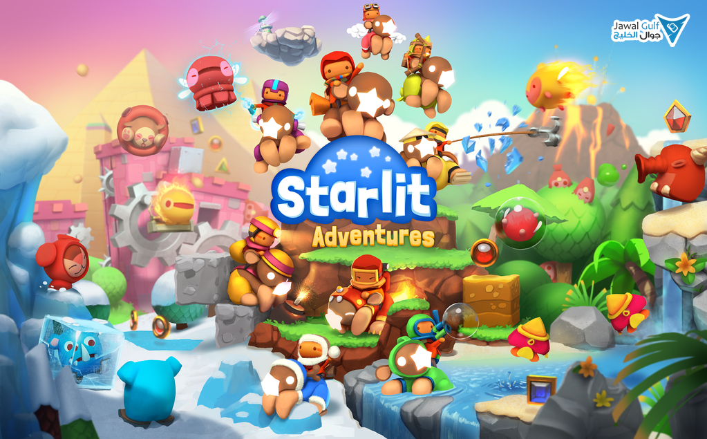 Photo of لعبة المغامرات Starlit Adventures v1.6 النسخة المعدلة + الاصلية للاندرويد