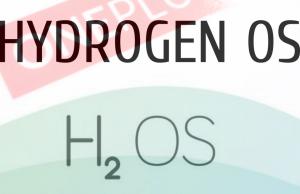 Photo of لانشر Hydrogen OS متوفر لكل اجهزة الاندرويد