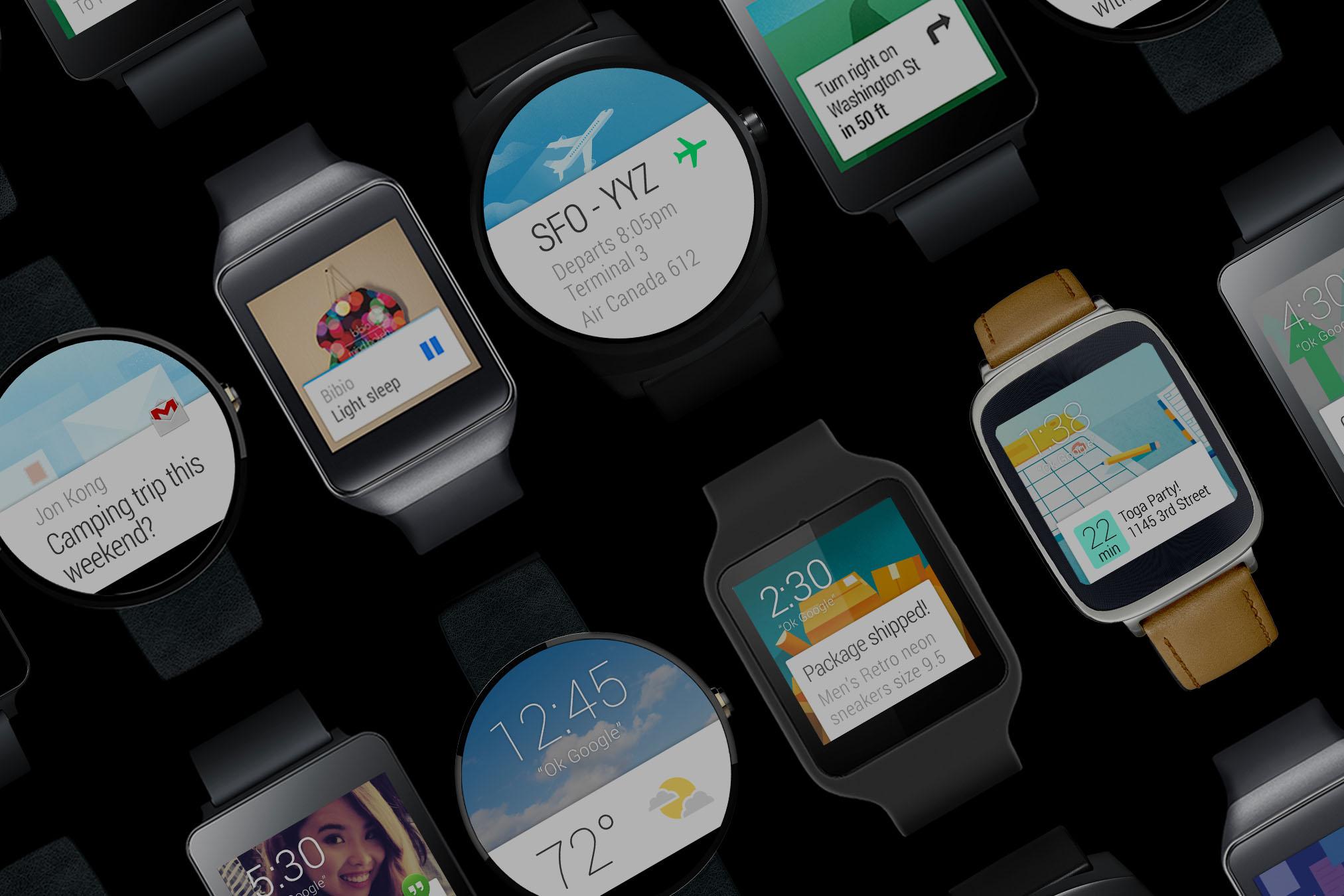 """طريقة تحديث ساعات اندرويد وير """" android wear """""""