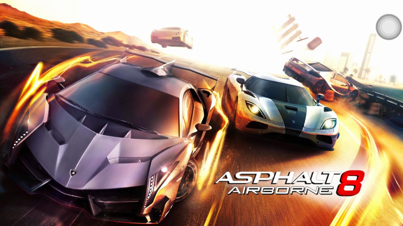 Photo of لعبة سباقات السيارات Asphalt 8 معدلة وكاملة للاندرويد(تحديث)