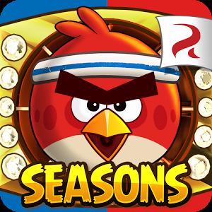 Photo of لعبة الطيور الغاضبة Angry Birds Seasons v5.2.5 معدلة و كاملة للاندرويد