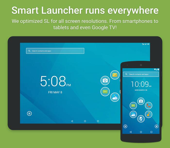 لانشر Smart Launcher Pro 3 v3.08.17 نسخة برو اخر اصدار للاندرويد مجانا