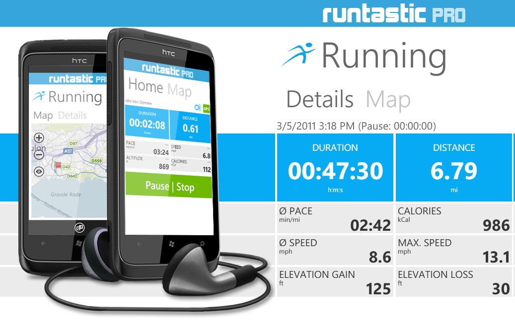 Photo of تطبيق Runtastic Running لمحبين الركض والرياضة, للاندرويد