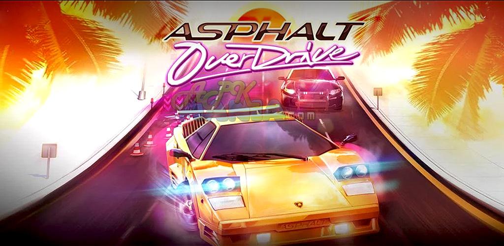 Photo of لعبة سباقات السيارات المثيرة Asphalt Overdrive معدلة (اخر تحديث)