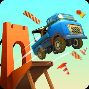 Photo of لعبة السيارات المدفوعة Bridge Constructor Stunts v1.2 مجاناً على جميع اجهزة الاندرويد