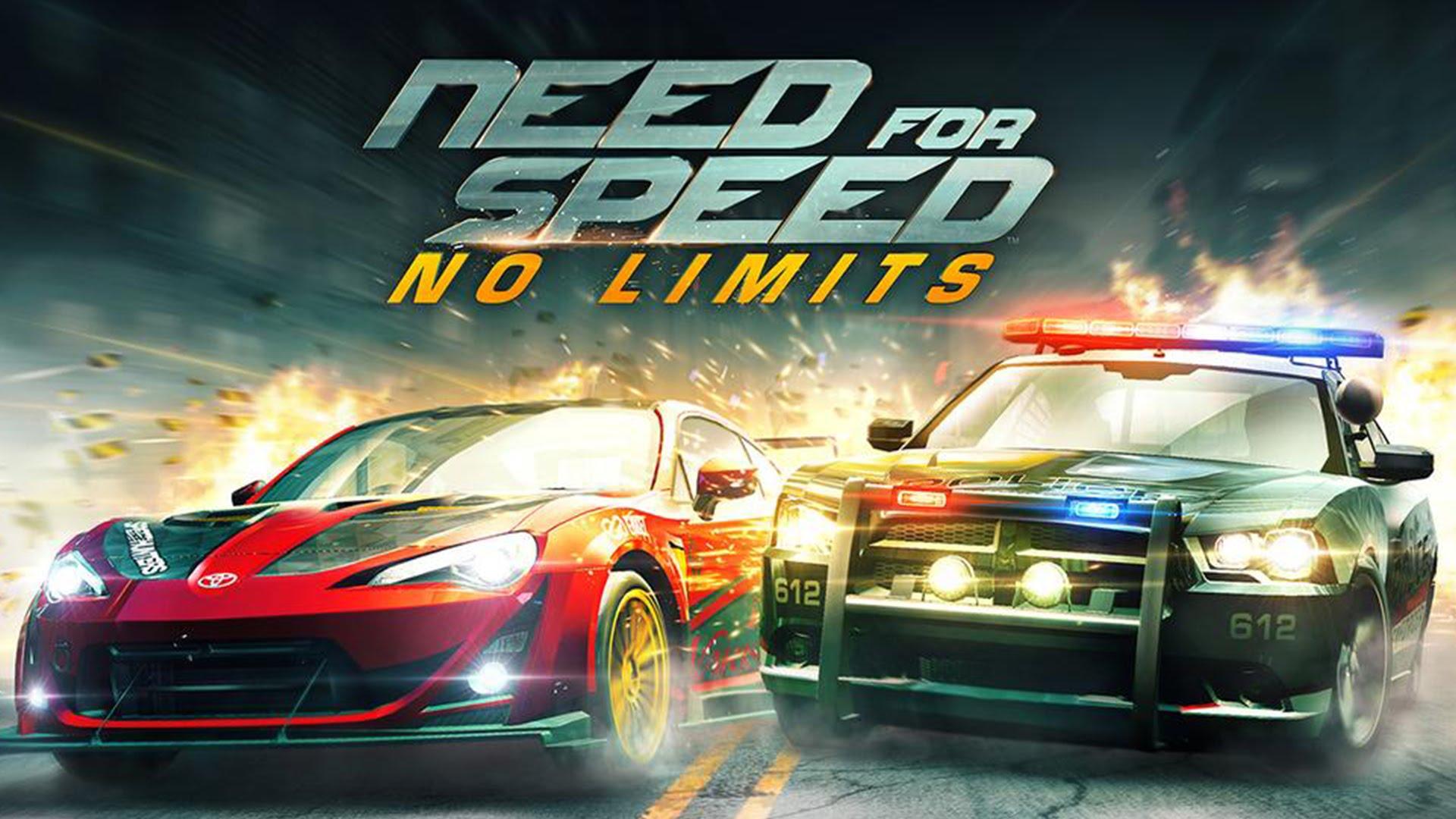 لعبة سباق السيارات Need For Speed No Limit V1.0.47 على الاندرويد