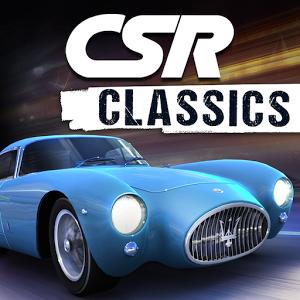Photo of لعبة التسابق CSR Classics v1.11.0 معدلة للاندرويد