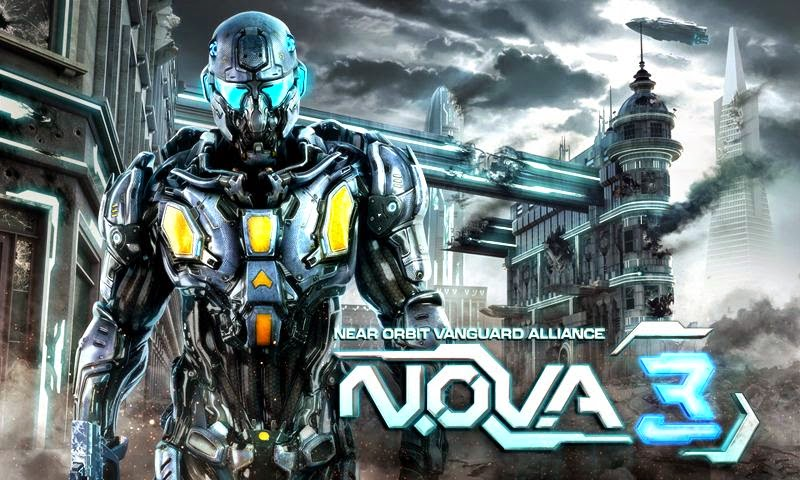 Photo of لعبة الاكشن N.O.V.A. 3 معدلة و كاملة للاندريود