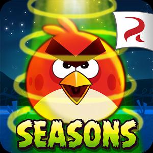 Photo of لعبة الطيور الغاضبة Angry Birds Seasons v5.4.0 معدلة و كاملة للاندرويد