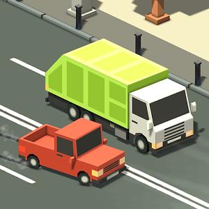 Photo of لعبة السيارات Blocky Traffic Racer كاملة للندرويد