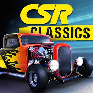 Photo of لعبة السيارات الجميلة CSR Classics معدلة وكاملة للاندرويد