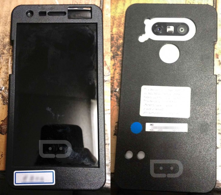 Photo of النموذج المتوقع لهاتف LG G5
