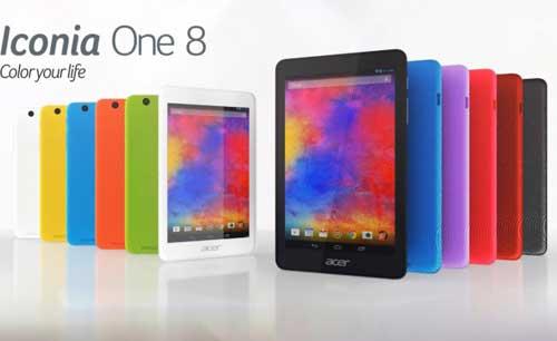 Photo of شركة Acer تعلن عن جهاز لوحى جديد