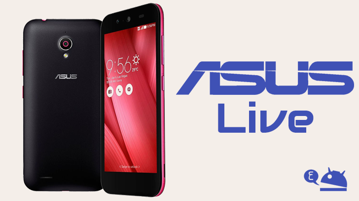Photo of ASUS تطلق هاتفها الجديد Asus Live