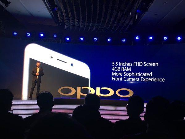 Photo of الاعلان عن Oppo F1 Plus فى الهند