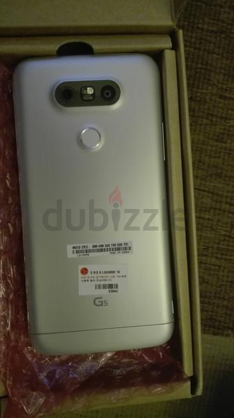 [تسريب] هاتف LG G5 يظهر للبيع فى دبي