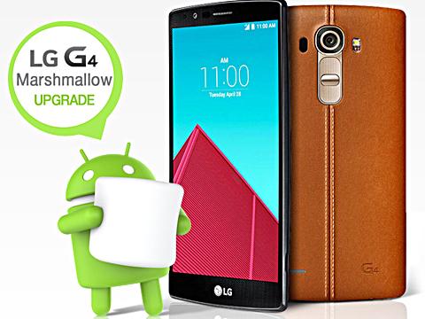 تحديث مارشميلو يصل رسميا لهاتف LG G4 فى كندا