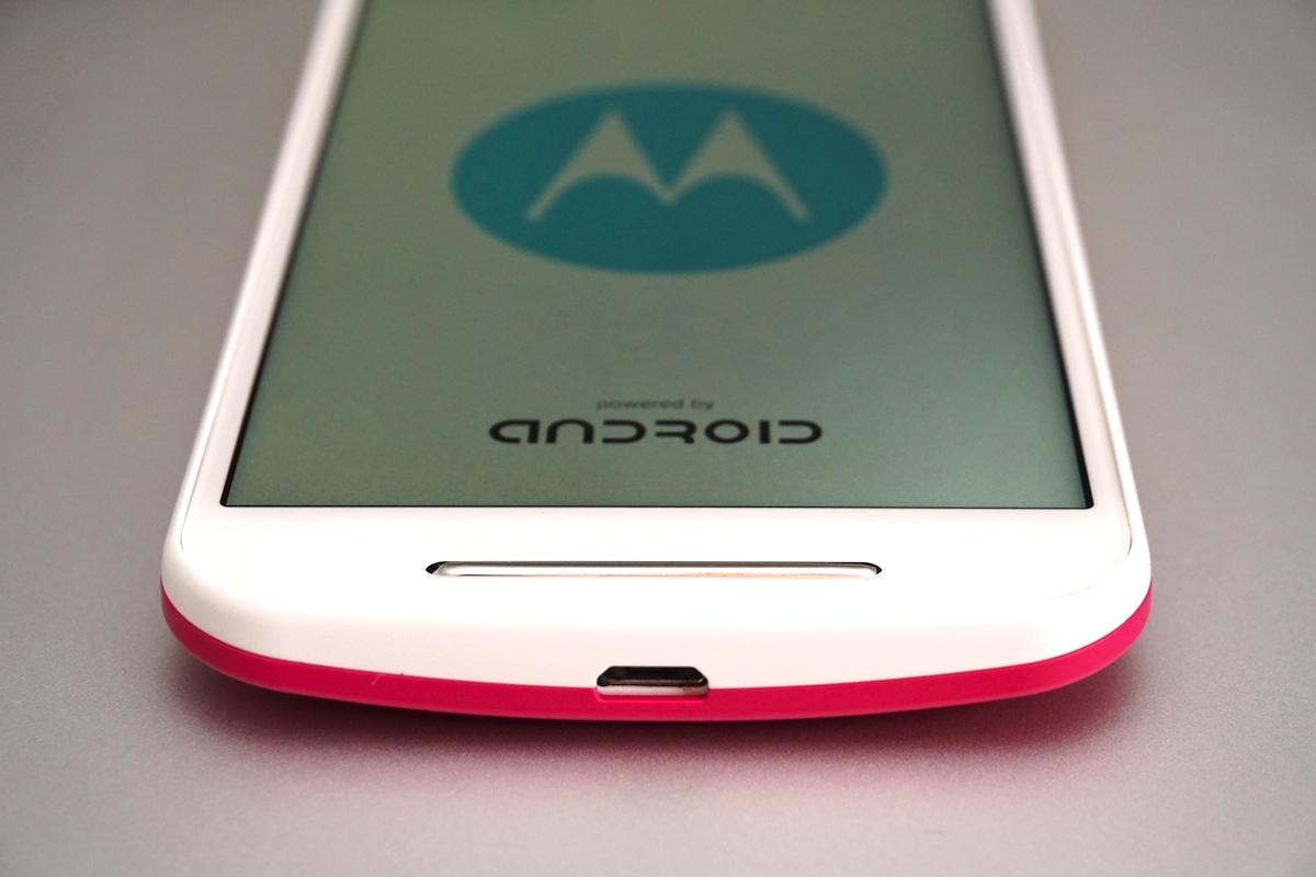 Photo of أندرويد مارشميلو يصل للجيل الثانى من هاتف Moto G