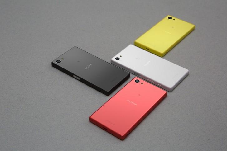 Photo of هواتف سونى Z5 و Z5 Compact متاحه فى الولايات المتحده ابتداء من 7 فبراير