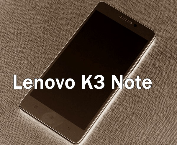 Photo of هاتف لينوفو K3 Note يحصل على نظام مارشملو